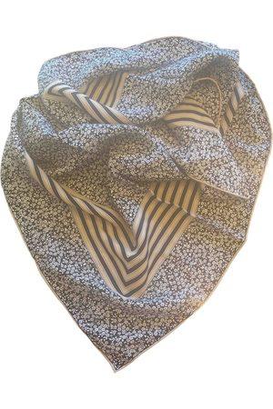 Alcott Grey Silk Scarves