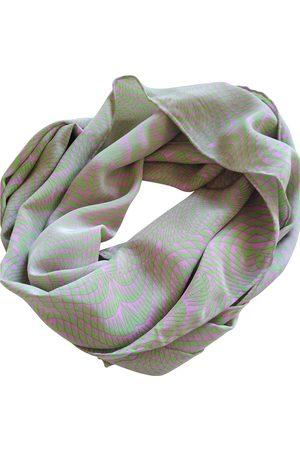 CHARLOTTE Multicolour Silk Scarves
