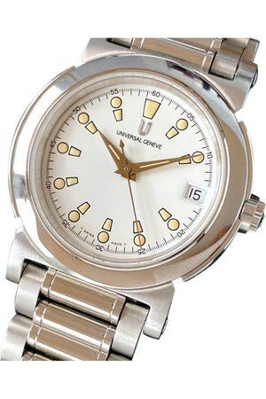 Universal Geneve Steel Watches