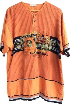 LANCEL Cotton T-Shirts