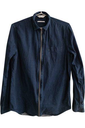 Samsøe Samsøe Navy Denim - Jeans Shirts
