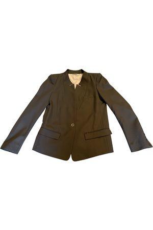 Maje Wool suit jacket