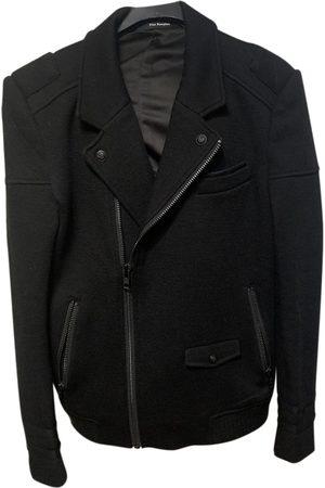 The Kooples Wool Leather Jackets