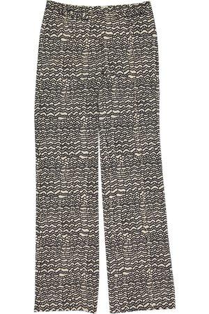 VALENTINO GARAVANI Women Straight Leg Pants - Wool straight pants