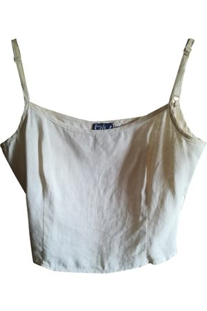 Byblos Women Camisoles - Linen camisole