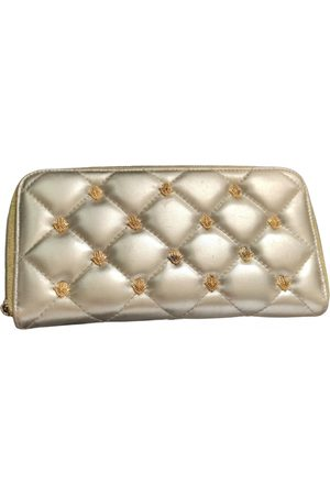 Manoush Leather Clutch Bags