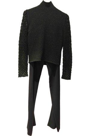 VALENTINO GARAVANI Wool Jumpsuits