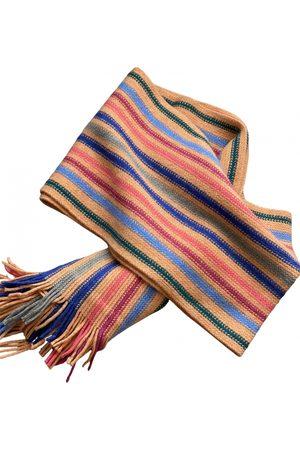 Drake's Men Pocket Squares - Wool scarf & pocket square