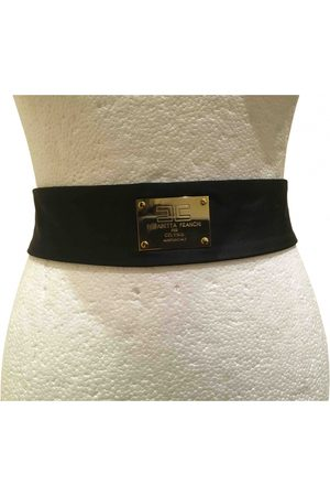 Elisabetta Franchi Silk Belts