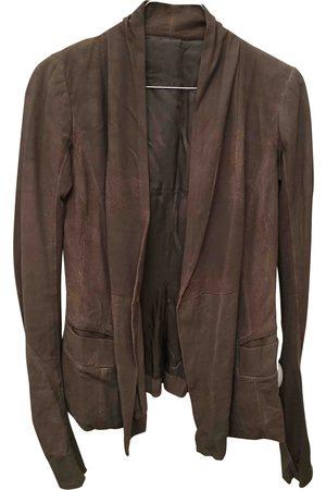 Rick Owens Women Leather Jackets - Leather Jackets