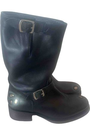 Dsquared2 Men Boots - Leather Boots