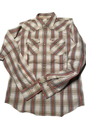 Hollister Multicolour Cotton Shirts