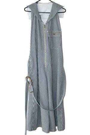 Chloé Cotton Jumpsuits