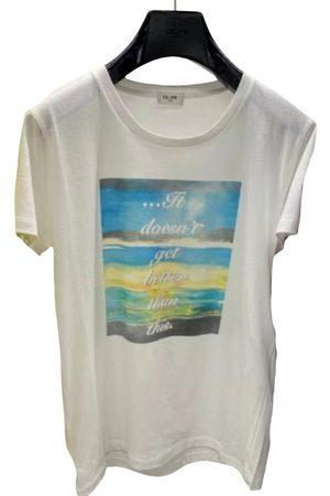 Céline Cotton T-shirt