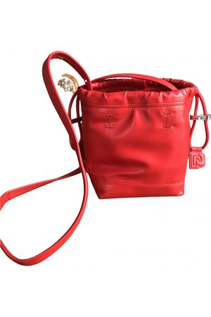Paco rabanne Vegan leather handbag