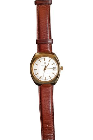 Girard Perregaux Yellow watch