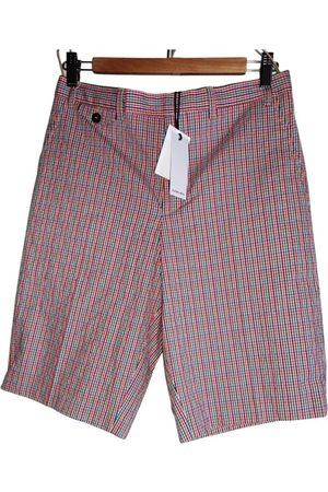 Carven Multicolour Cotton Shorts