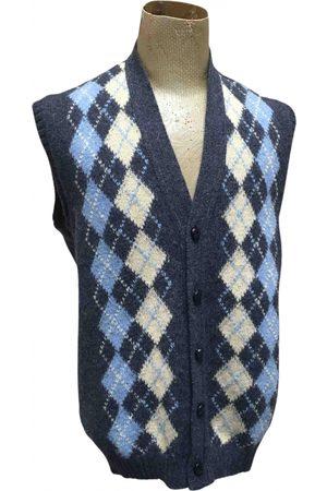 Kappa Grey Wool Knitwear & Sweatshirts