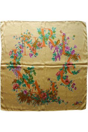 Nina Ricci Multicolour Silk Scarves