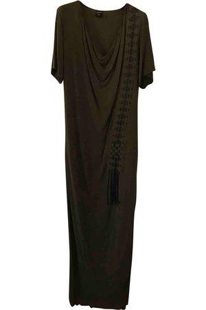 Jean Paul Gaultier Khaki Viscose Dresses