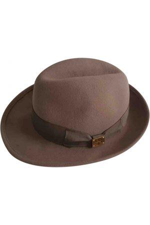 Tory Burch Camel Wool Hats