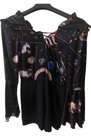 Silvian Heach Cotton Jumpsuits