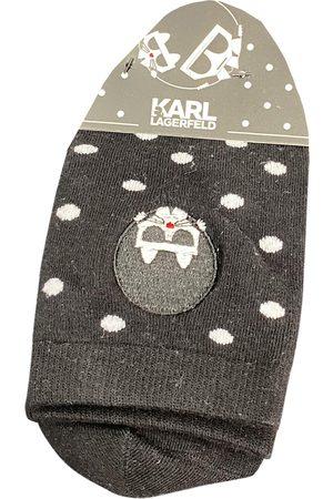 Karl Lagerfeld Women Gloves - Multicolour Cotton Gloves