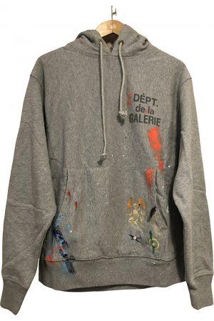 GALLERY DEPT. Grey Cotton Knitwear & Sweatshirt