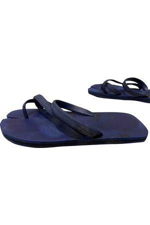 Neil Barrett Plastic Sandals
