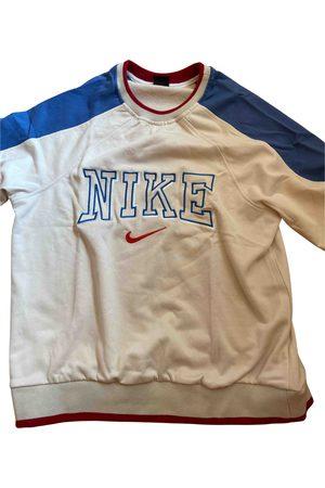 Nike Multicolour Cotton Knitwear & Sweatshirt