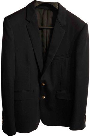 Céline Navy Wool Jackets