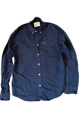 Hollister Men Shirts - Cotton Shirts