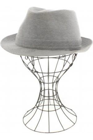 Dior Grey Cotton Hats & Pull ON Hats