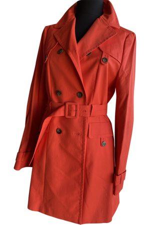 Escada Women Trench Coats - Viscose Trench Coats