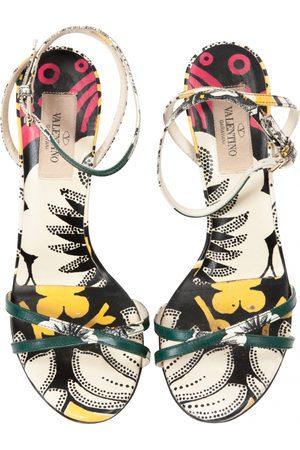 VALENTINO GARAVANI Multicolour Leather Sandals