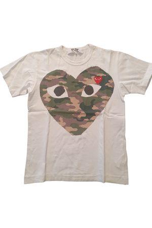 Play Comme des Garçons Cotton T-shirt