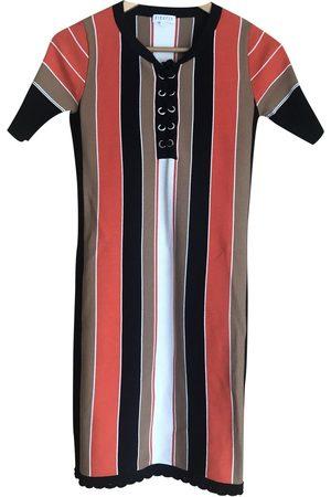 Claudie Pierlot Cotton - elasthane Dresses