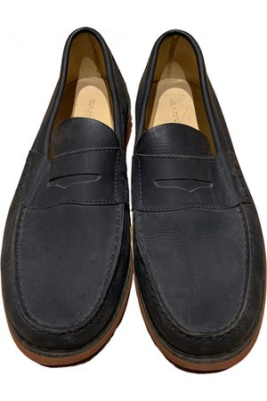 Carven Leather Flats