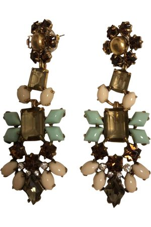 Stella & Dot Metal Earrings