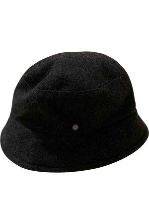 Le Mont St Michel Grey Wool Hats