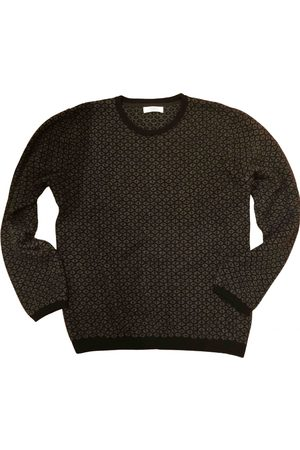 Dunderdon Anthracite Wool Knitwear & Sweatshirts