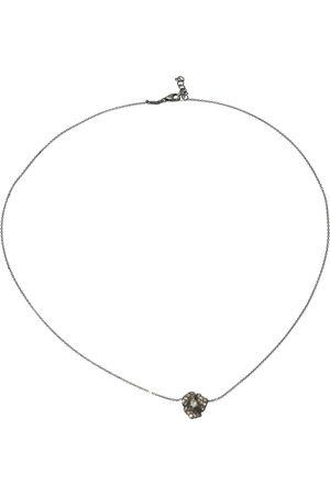 AS29 Metallic White Pendants