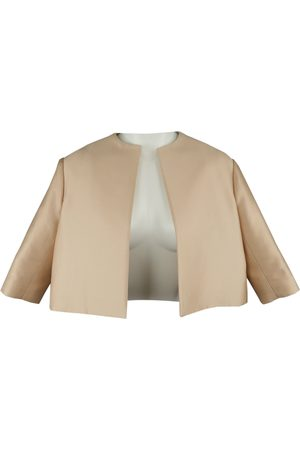 Giambattista Valli Ecru Silk Jackets
