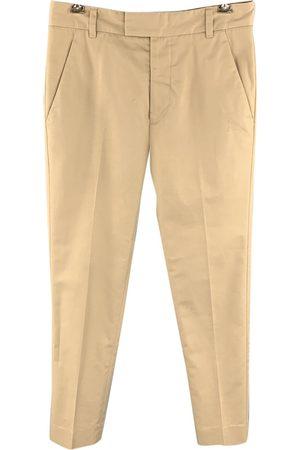3.1 Phillip Lim Khaki Polyester Trousers