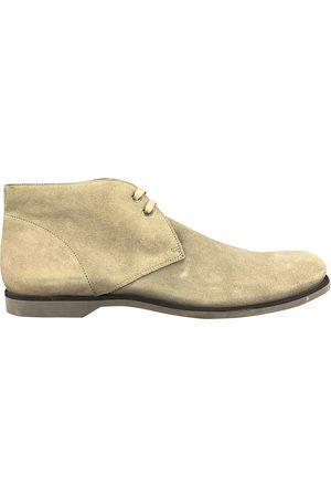 John Varvatos Suede Boots