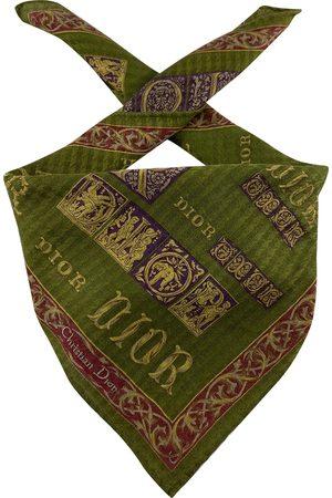 Dior Cotton Scarves