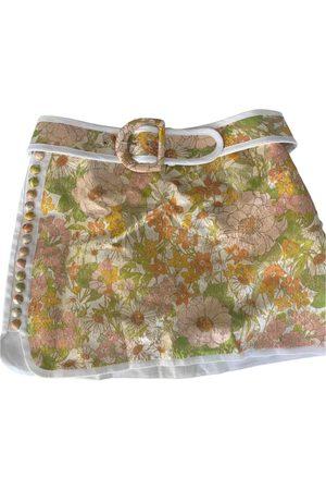 ZIMMERMANN Multicolour Cotton Skirts