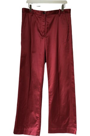 Nine In The Morning Cotton Trousers