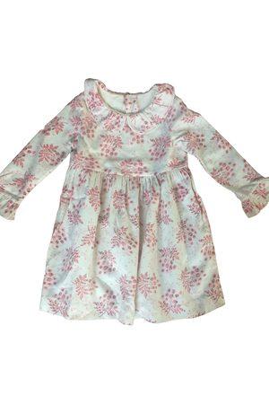 BONPOINT Ecru Cotton Dresses