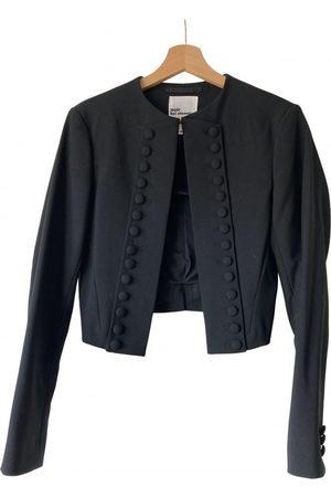 Noir By Kei Ninomoya Wool short vest